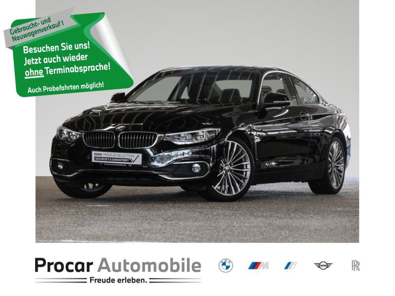BMW 420d LEDER,19 ZOLL,RÜCKFAHRKAMERA,HARMAN KARDON,NAVI,LED SCHEINWERFER,PDC, Jahr 2017, Diesel