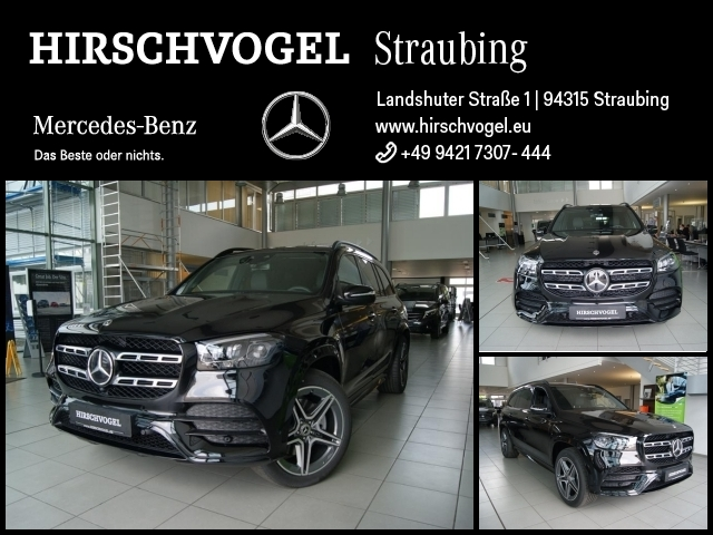 Mercedes-Benz GLS 400 d 4M AMG-Line+AIRMATIC+DISTRON+AHK+Pano, Jahr 2021, Diesel