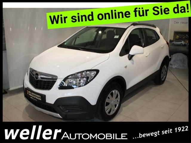 Opel Mokka 1.6 SELECTION Klima CD-Mp3 Tempomat, Jahr 2014, Benzin