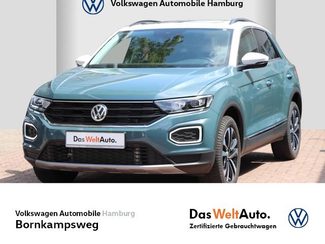 Volkswagen T-Roc 2,0 TDI IQ.DRIVE DSG PDC/KLIMA/LED, Jahr 2020, Diesel