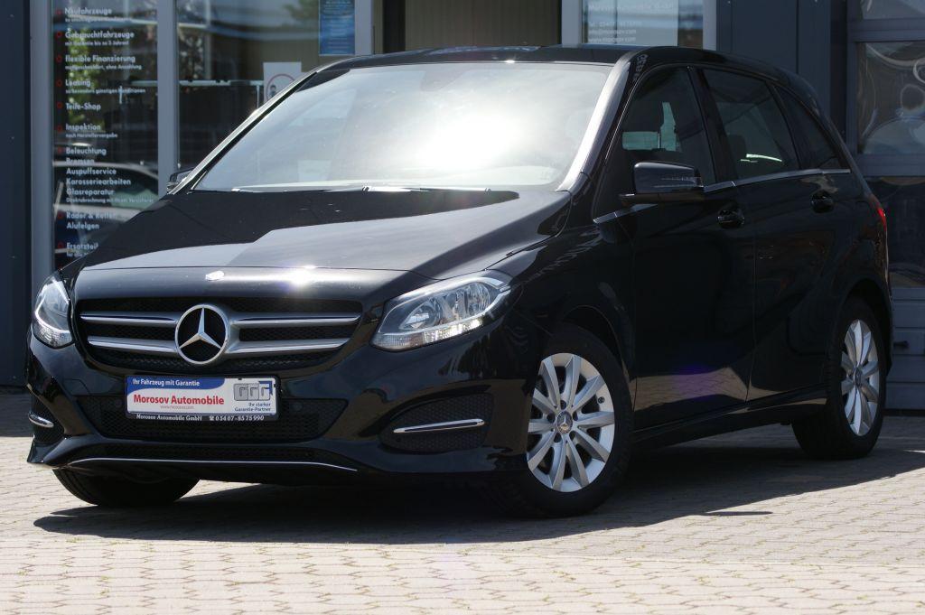 Mercedes-Benz B 200 (CDI) d 7G-DCT Style, Jahr 2015, Diesel