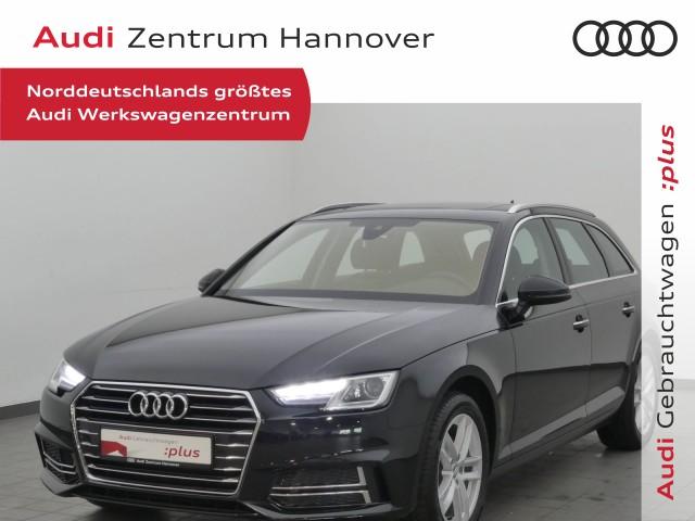 Audi A4 Avant 2.0 TDI Design Pano Standh.AHK Xenon Navi, Jahr 2019, Diesel