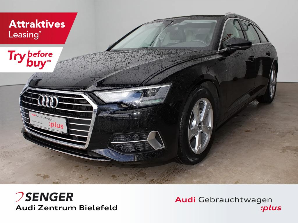 Audi A6 Avant Sport 40TDI Memory Alcantara DAB Kamera, Jahr 2019, Diesel