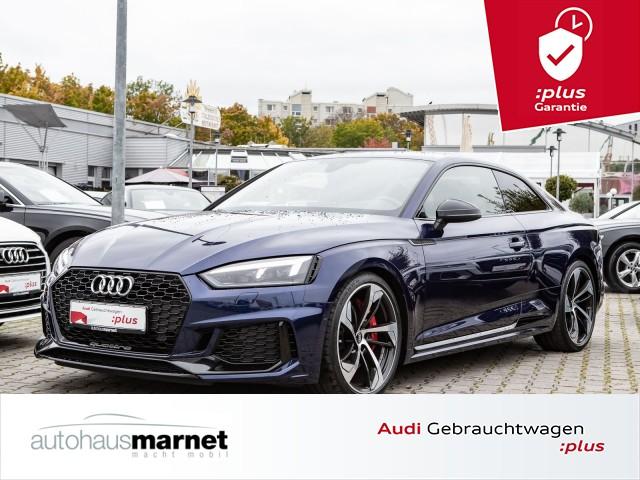 Audi RS 5 Coupé 2.9 TFSI quattro B&O virtual cockpit HeadUp Stadt Matrix LED, Jahr 2018, Benzin