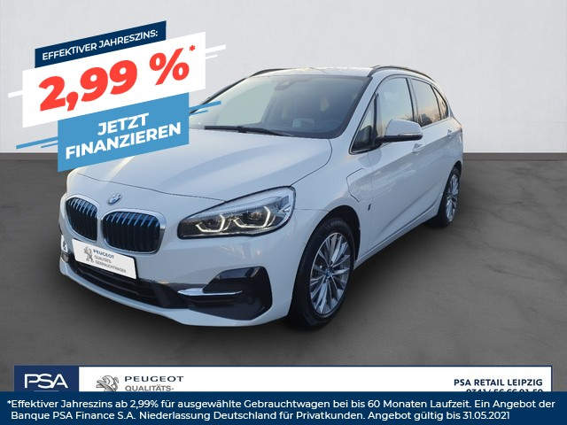 BMW 225xe iPerformance Active Tourer Luxury Line/ Leder/ SHZ, Jahr 2018, Hybrid