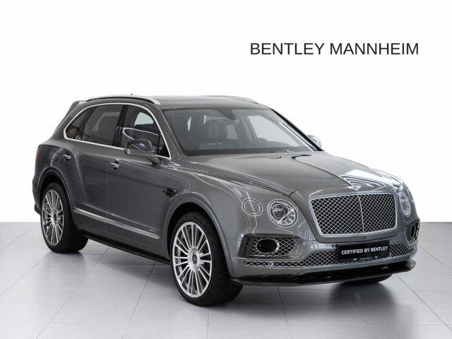 Bentley Bentayga W12 MY17 von BENTLEY MANNHEIM, Jahr 2017, Benzin