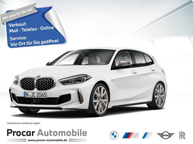 BMW M135i xDrive HuD Live Cockpit Prof. LED HiFi, Jahr 2020, Benzin
