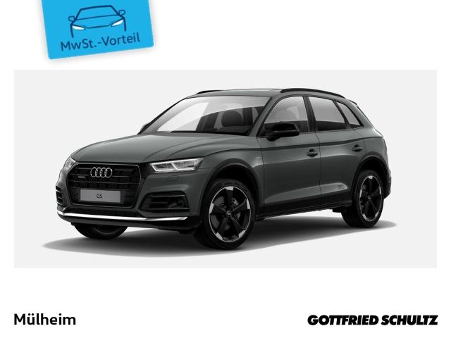 Audi Q5 SPORT 40 TDI QUATTRO Panoramadach DAB LED S TRONIC sofort lieferbar - Neues Modell - Business, Jahr 2019, Diesel