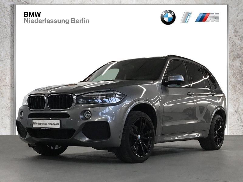 BMW X5 xDrive30d EU6 M Sport LED Navi Glasdach AHK, Jahr 2018, Diesel