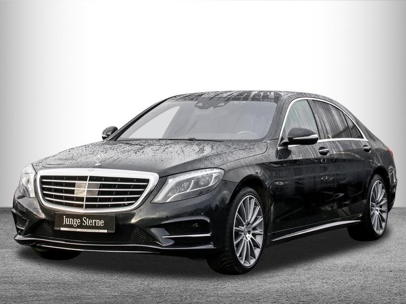 Mercedes-Benz S 350 d lang *AMG*Distronic*Airmatic*Sitzklima*, Jahr 2015, Diesel