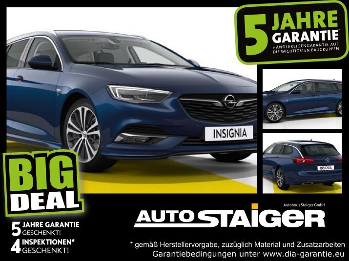 Opel Insignia Sports Tourer 2.0 Diesel 170PS Dynamic, Jahr 2019, Diesel