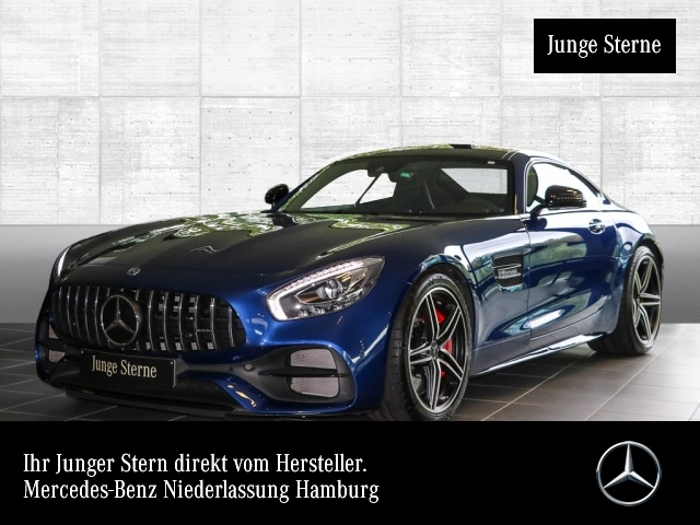 Mercedes-Benz AMG GT C PerfSitze+AbGas Dynamic Plus DISTRONIC, Jahr 2018, Benzin