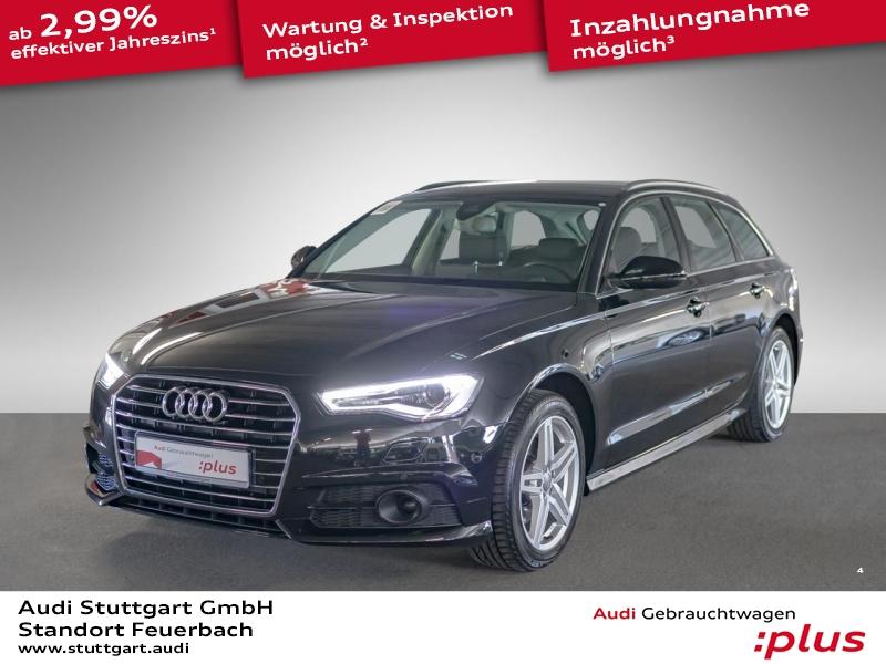 Audi A6 Avant 2.0 TDI ACC Navi HeadUp Kamera BOSE DAB, Jahr 2017, Diesel