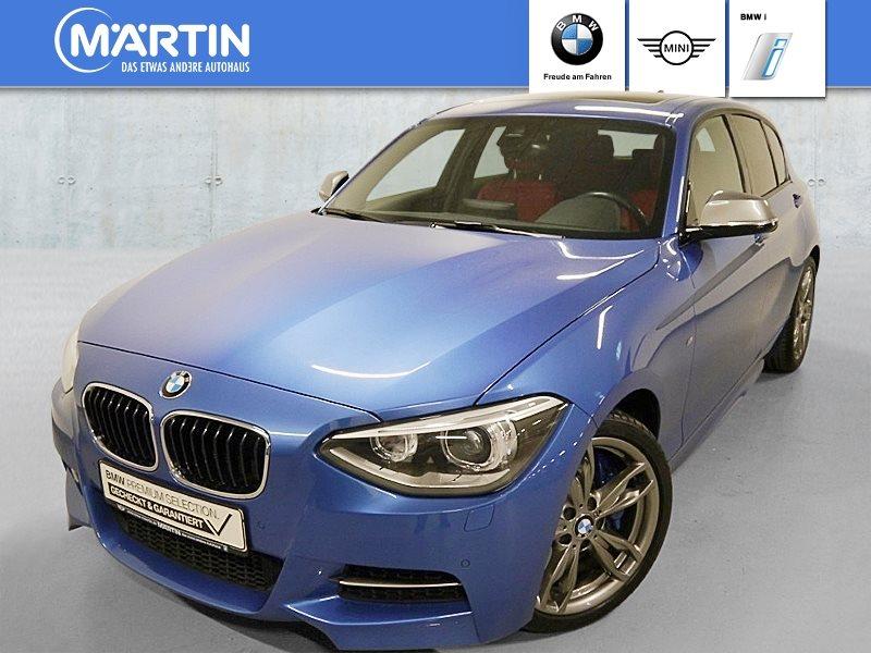 BMW M135i xDrive 5-Türer *HK-HiFi*DAB*Xenon*GSD*RFK*, Jahr 2014, Benzin