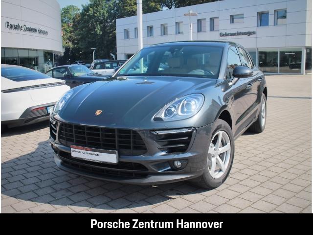 Porsche Macan, Jahr 2018, Benzin