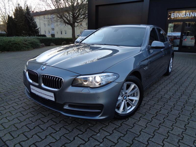 BMW 520d Limousine Euro6 Xenon Klimaautomatik Alu PDC Parkassistent Tempomat, Jahr 2013, diesel