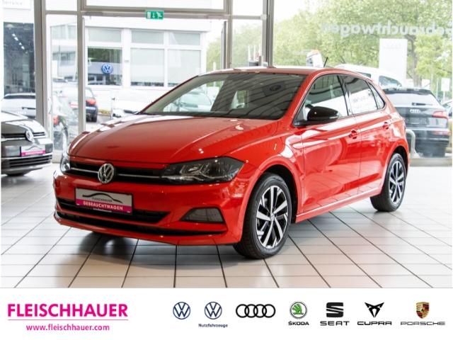 Volkswagen Polo VI beats 1.0 TSI KLIMA SHZ, Jahr 2018, Benzin