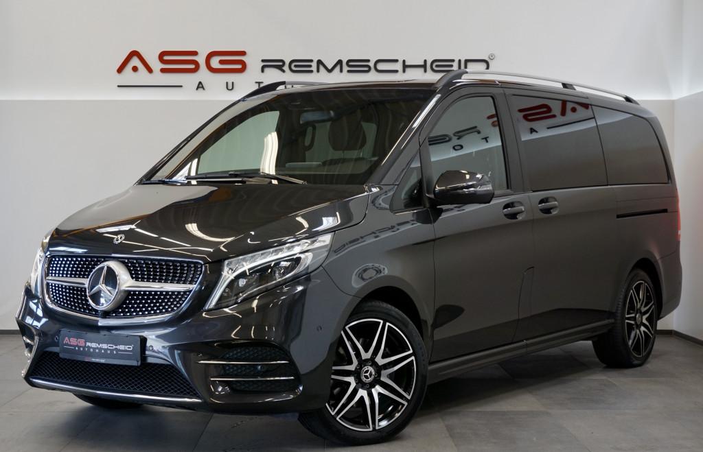 Mercedes-Benz V 300 d EDITION 19 Lang AMG Line *Burmester *2.H, Jahr 2019, Diesel