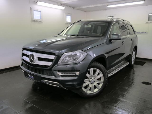 Mercedes-Benz GL 350 BT 4MATIC PANO|STANDHEIZUNG|MASSAGE|DISTR, Jahr 2014, Diesel