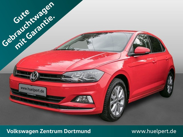 Volkswagen Polo 1.0 OPF Highline NAVI ACTIVE INFO ALU PDC VW CONNECT, Jahr 2019, Benzin