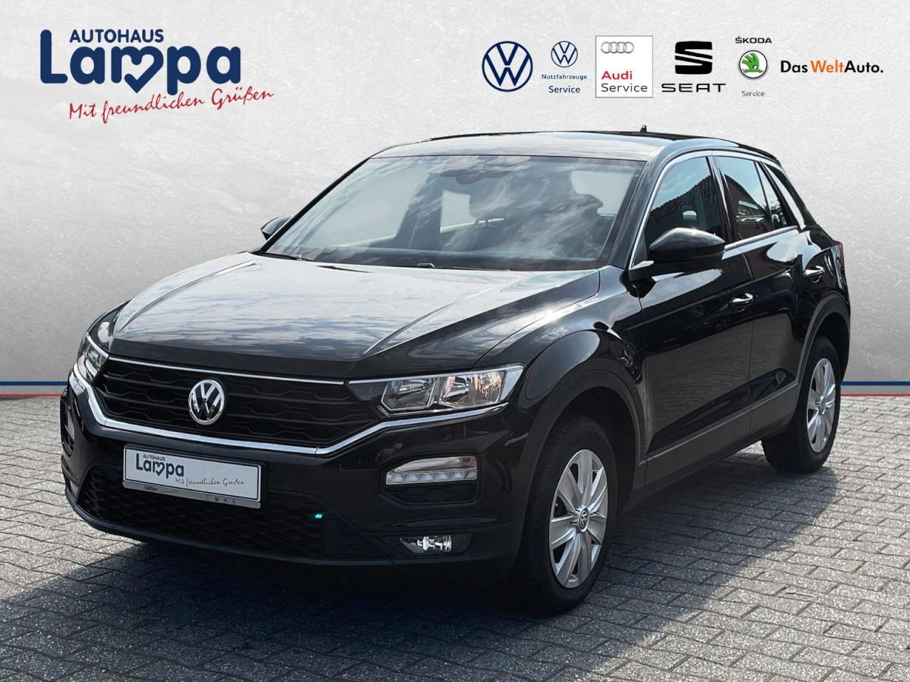 Volkswagen T-Roc 1.0 TSI Sitzhzg, Klima, PDC Klima, Jahr 2018, Benzin