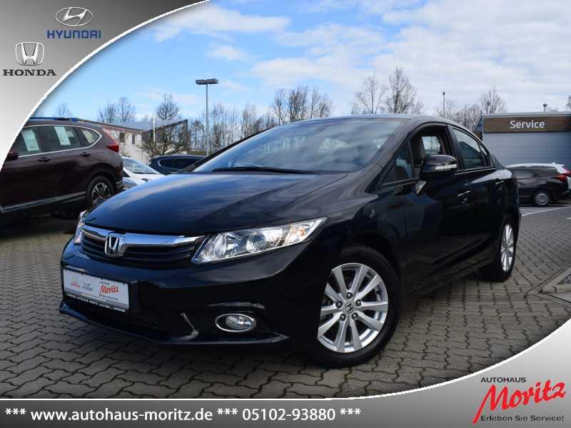 Honda Civic Limousine 1.8i Comfort *ALLWETTER*AHK*, Jahr 2013, Benzin