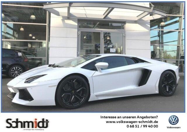 Lamborghini Aventador LP 700-4 Lifting GERMAN uvm., Jahr 2015, Benzin