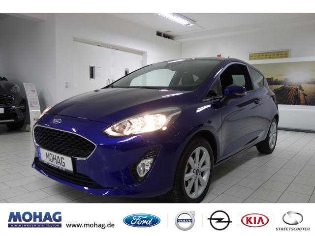 Ford Fiesta Cool&Connect1.1L *KLIMA*PDC*LMF*APP-Link*, Jahr 2018, Benzin