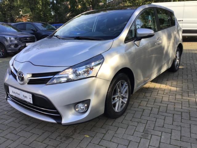 Toyota Verso 1.6 DPF *Navi*Panorama*Sitzheizung*RFK*, Jahr 2015, diesel