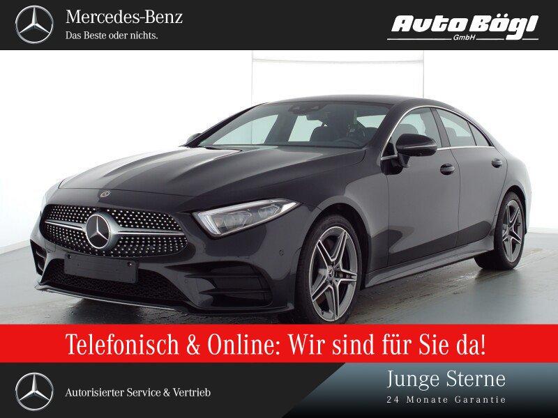 Mercedes-Benz CLS 450 4M AMG Line Beam Distronic AHK Memory, Jahr 2020, Benzin