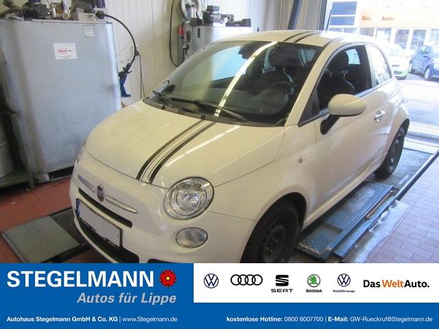 Fiat 500 1.2 8V S Sportpaket Klima PDC Sportsitze, Jahr 2013, Benzin
