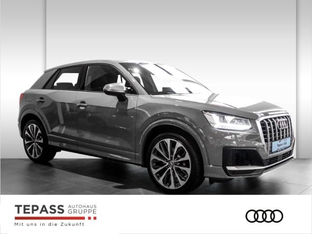 Audi SQ2 2.0 TFSI quattro Navi Kamera ACC, Jahr 2020, Benzin
