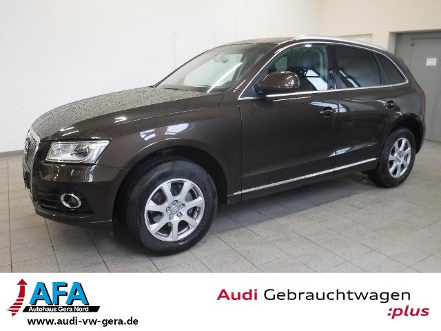 Audi Q5 2,0 TDI quattro S tronic Pano*AHK*Xenon*Navi+, Jahr 2014, Diesel