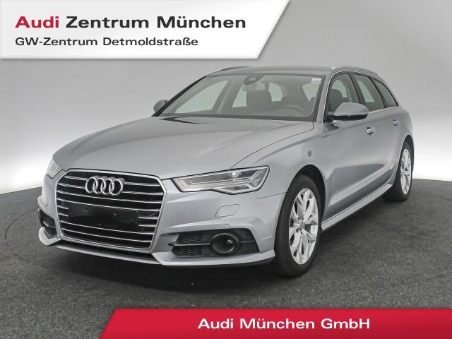 Audi A6 Avant 2.0 TDI HUD BOSE AHK ACC Standhz. Matrix Navi el.Sitze S tronic, Jahr 2018, Diesel