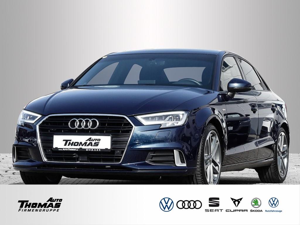 """Audi A3 Limousine """"S line"""" 2.0 TDI S tronic MATRIX, Jahr 2018, diesel"""