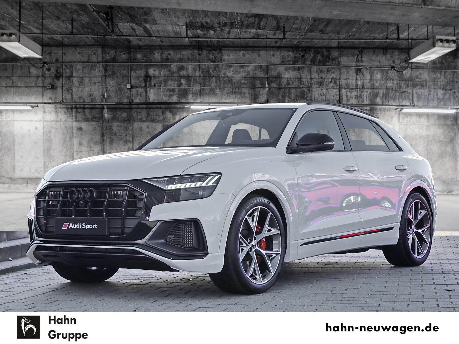 Audi SQ8 TFSI 373(507) kW(PS) tiptronic Assistenzpaket Plus, Matrix, Standheizung, Panoramaglasdach, Jahr 2021, Benzin