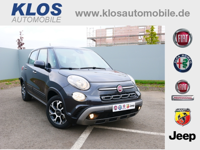 Fiat 500L Cross 1.4 139mtl. CARPLAY KAMERA KLIMAAUTO, Jahr 2020, Benzin