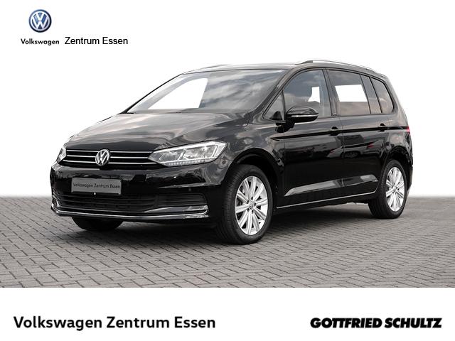 Volkswagen Touran UNITED 2 0 TDI DSG 7-Sitzer LED Navi Alu, Jahr 2020, Diesel