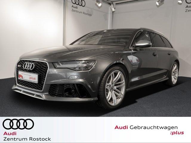 Audi RS6 Avant 4.0TFSI+PANO+AHK+HUD+LED+LENKRAD HEIZ+, Jahr 2015, Benzin