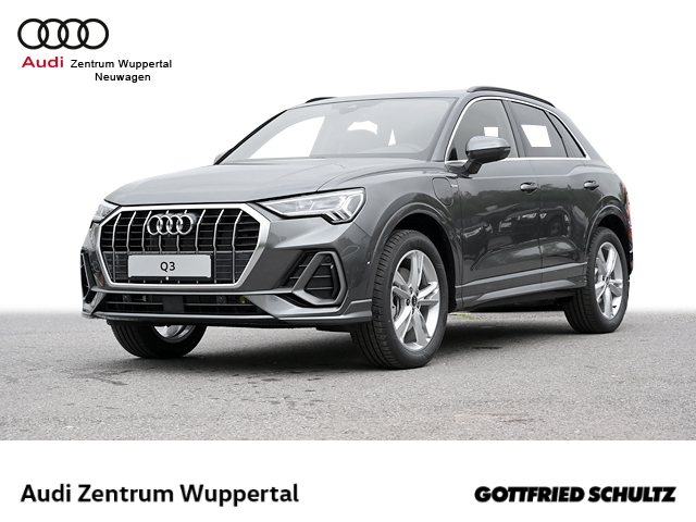 Audi Q3 LINE 45 TFSI E S TRONICUPE: 66.180,-, Jahr 2021, Hybrid