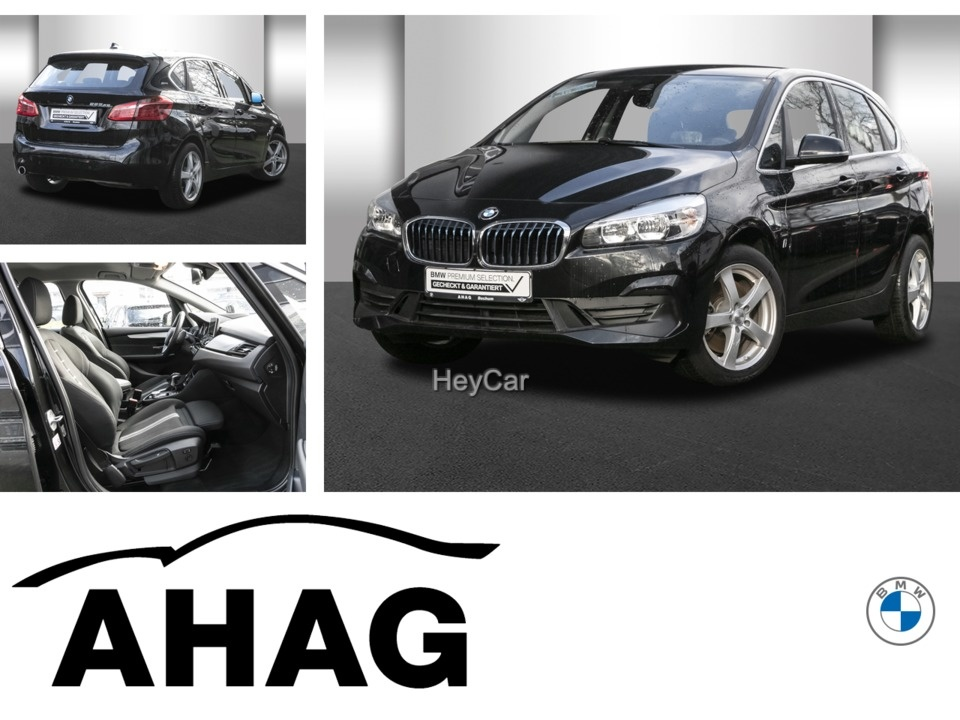 BMW 225 Active Tourer xe iPerformance Steptronic Advantage Navi Automatik Bluetooth PDC MP3 Schn., Jahr 2018, Hybrid
