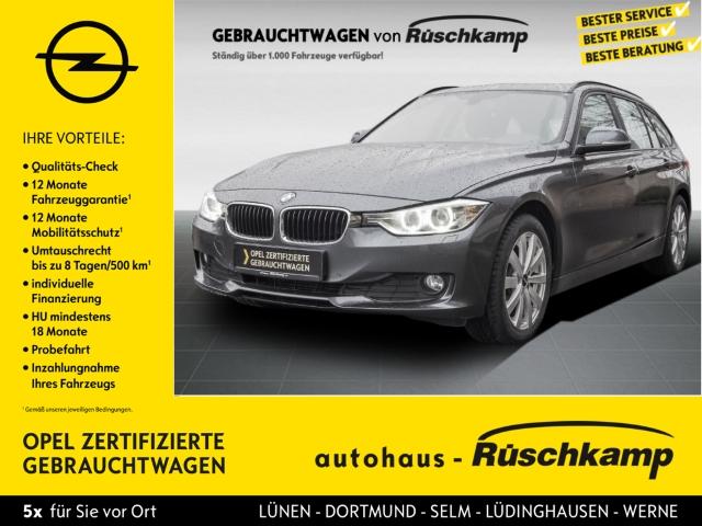 BMW 318 d Touring el. Heckklappe Xenon Navi SHZ PDC, Jahr 2013, Diesel
