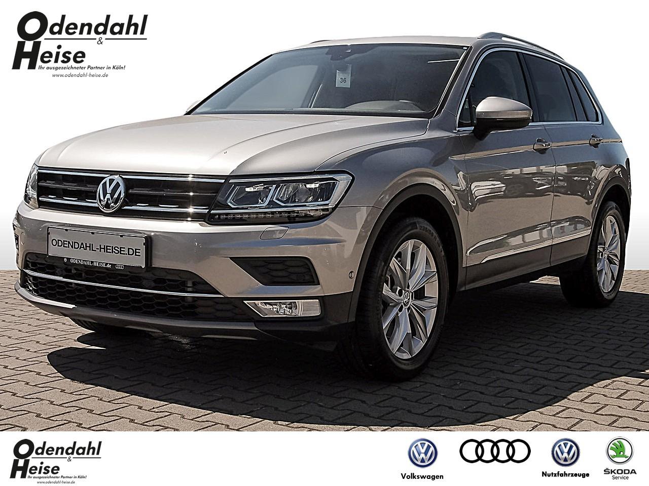 Volkswagen Tiguan Highline 2.0 l TSI 4MOTION BMT DSG Klima, Jahr 2017, Benzin