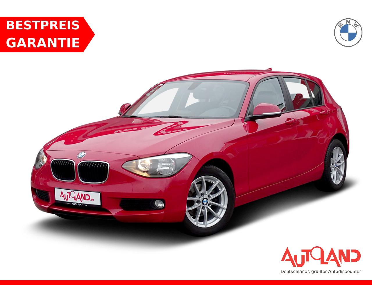 BMW 114, Jahr 2014, Benzin