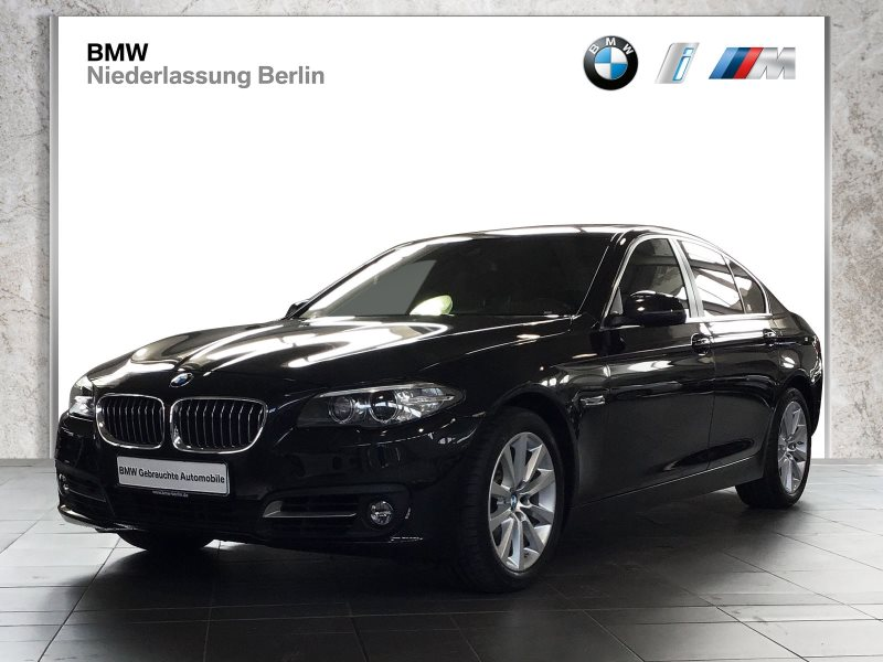 BMW 520d Lim. EU6 Aut. Leder NaviProf Sportsitze GSD, Jahr 2017, Diesel