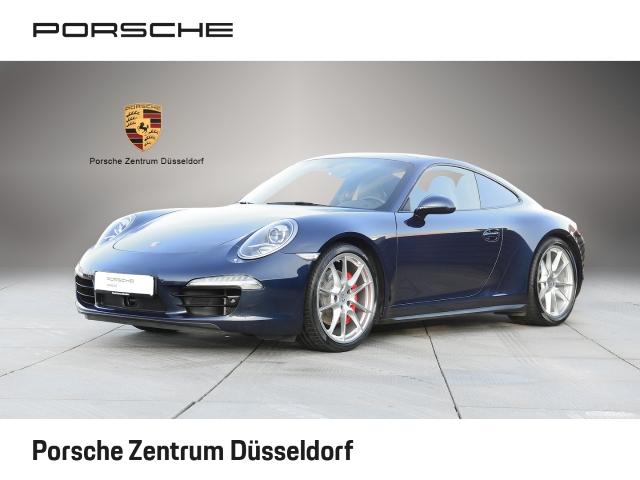 Porsche 991 Carrera 4S Burmester Sportsitze PDCC, Jahr 2013, petrol