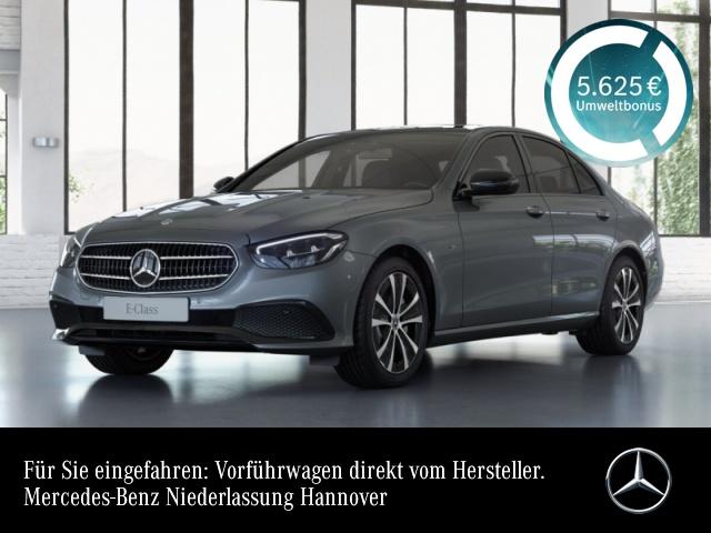 Mercedes-Benz E 300 de AVANTG+Night+Pano+AHK+LED+Fahrass+Kamera, Jahr 2020, Hybrid_Diesel