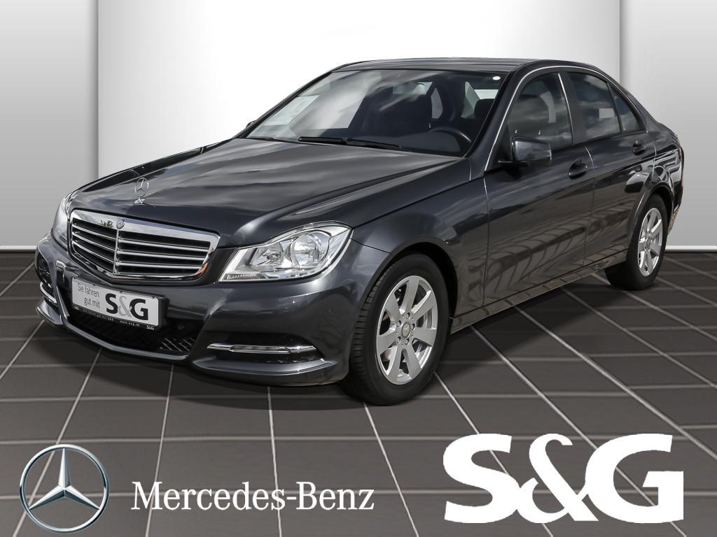 Mercedes-Benz C 200 CDI BE Einparkhilfe/Sitzheizung/Tempomat, Jahr 2012, Diesel