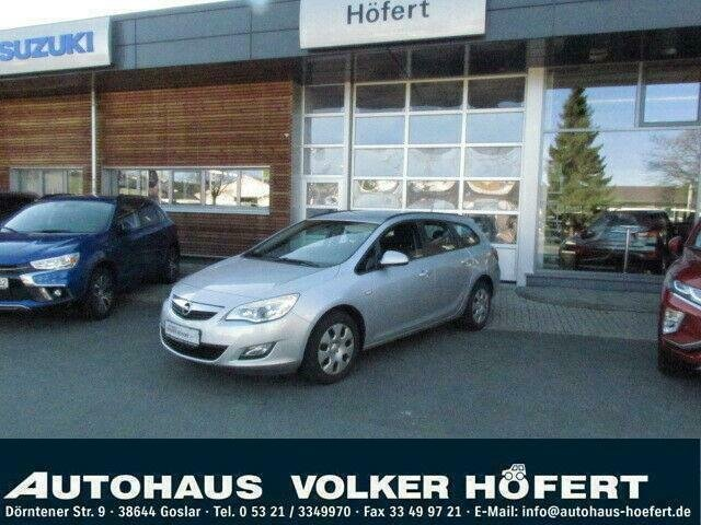 Opel Astra J Sports Tourer Selection, Jahr 2012, petrol