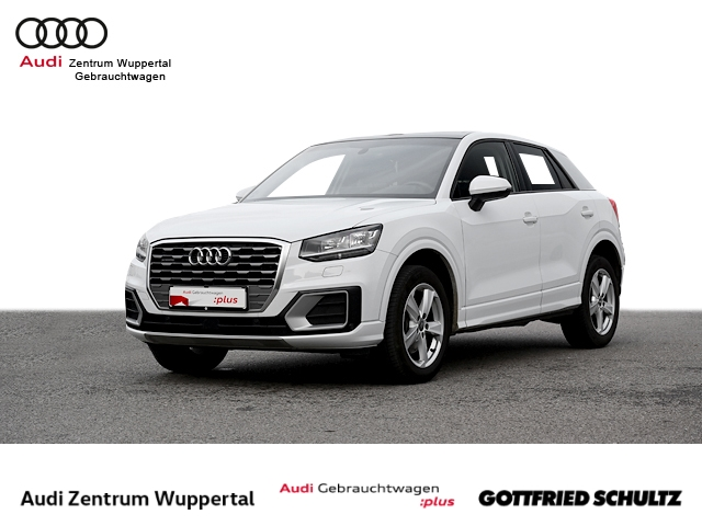 Audi Q2 2.0TFSI QUAT. PANO VIRTUAL NAV SHZ PDC VO HI MUFU 17ZOLL Sport, Jahr 2018, Benzin